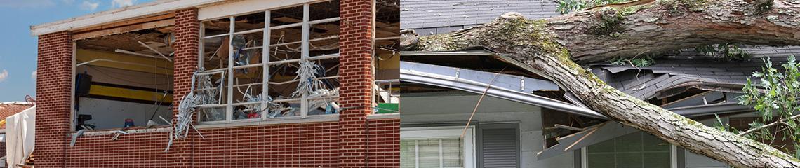 Storm Damage Repair by Paul Davis Restoration of West King County